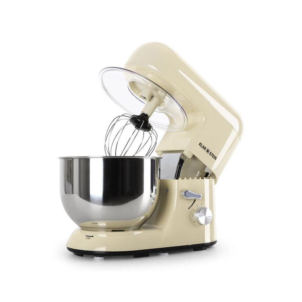 Klarstein Klarstein Bella Morena Robot de cuisine multifonction 1200W 5 litres -crème Klarstein