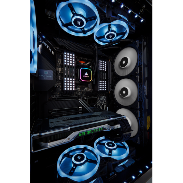 Kit watercooling iCUE H150i PRO XT - RGB - 360 mm