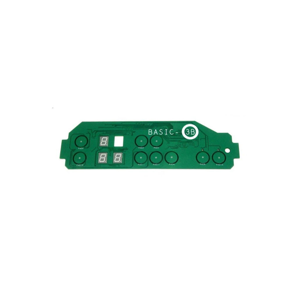 Samsung MODULE DE COMMANDE TOUCH CTN263EA01,CT50 POUR TABLE DE CUISSON SAMSUNG - DE96-00870D