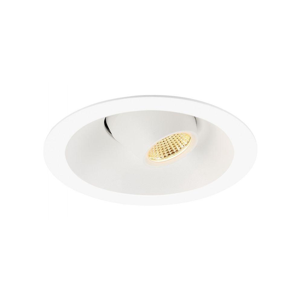 Slv OCCULDAS 14 MOVE, LED, encastré, direct, orientable, blanc, 3000K