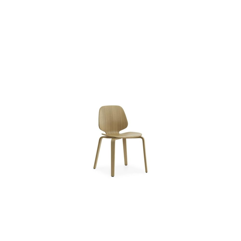 Normann Copenhagen My Chair - Chêne - bois
