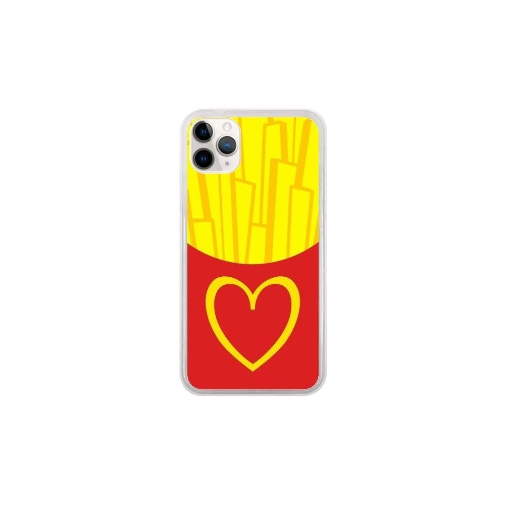 Apple - Coque iPhone 11 Pro Frites McDo - Jonathan Perez
