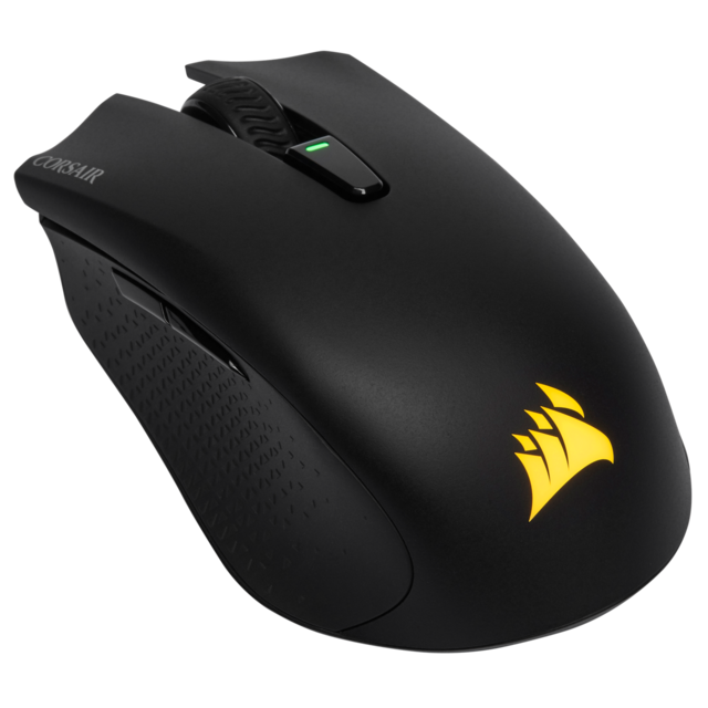 Corsair - HARPOON RGB WIRELESS - RGB - Souris Gamer