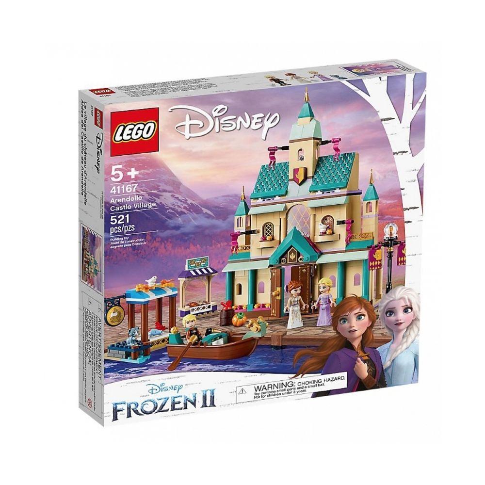 Lego 41167 Le chateau d Arendelle La Reine des neiges II LEGO l Disney