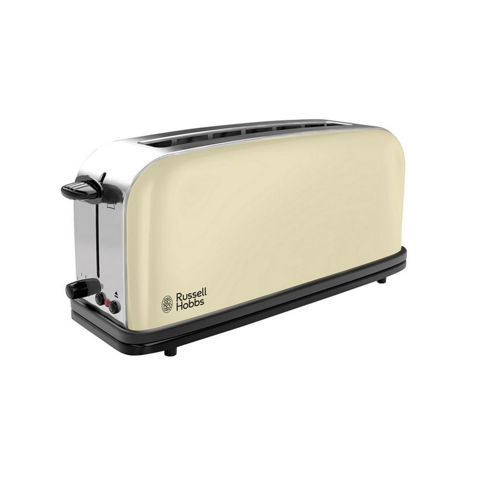 Russell Hobbs russell hobbs - grille-pains 1 fente 1000w crème - 21395-56