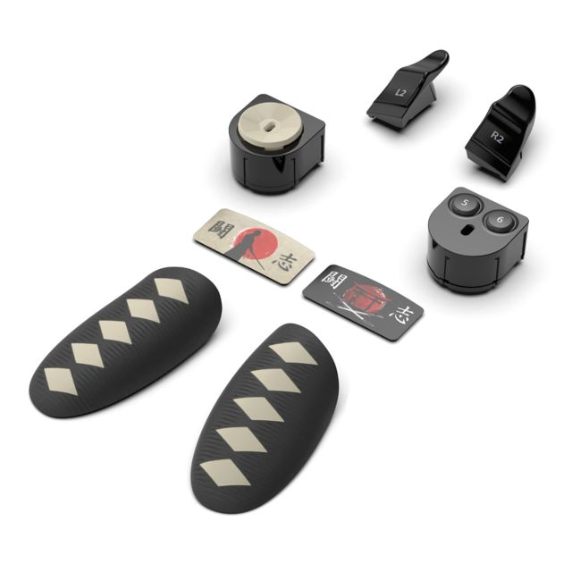 Thrustmaster - eSwap Fighting Pack - Jeux et Consoles
