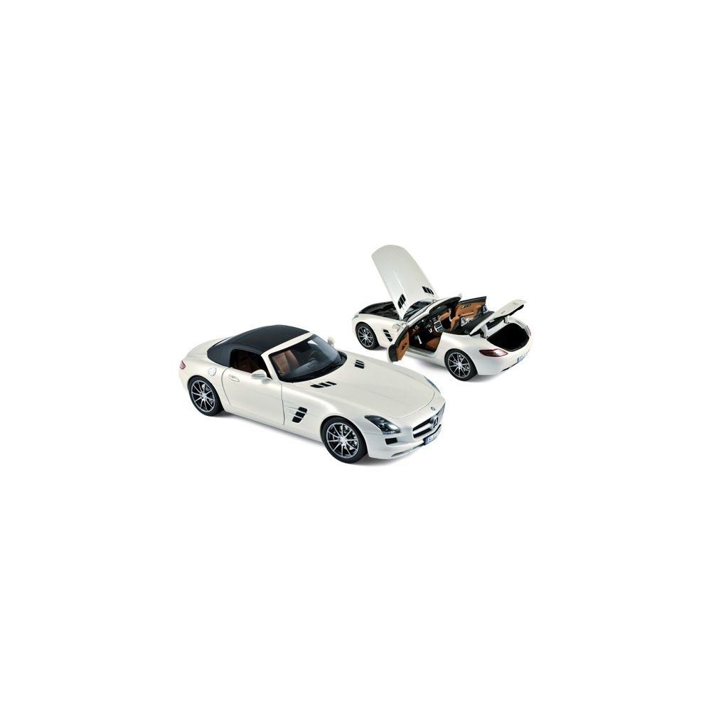 Norev MERCEDES SLS AMG Roadster 2011 - Modèle réduit Haut de gamme