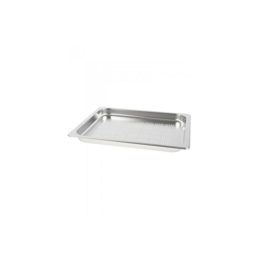 Bosch Grand plat inox perforé pour four vapeur bosch siemens 00577551