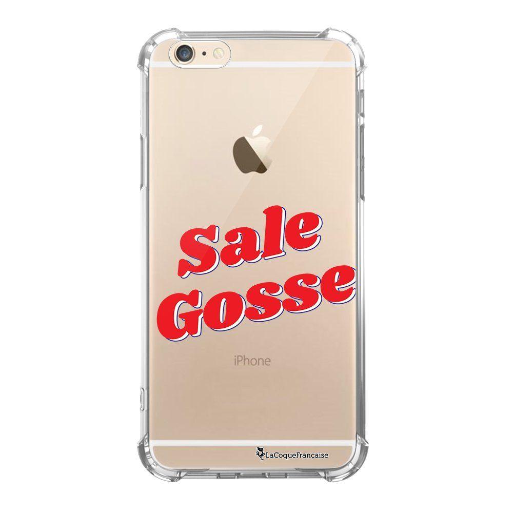 La Coque Francaise - Coque iPhone 6/6S anti-choc souple avec ...