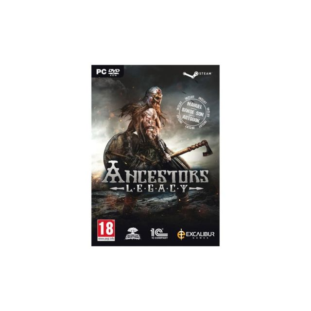 Just For Games - Ancestor Legacy Jeu Pc - Jeux PC