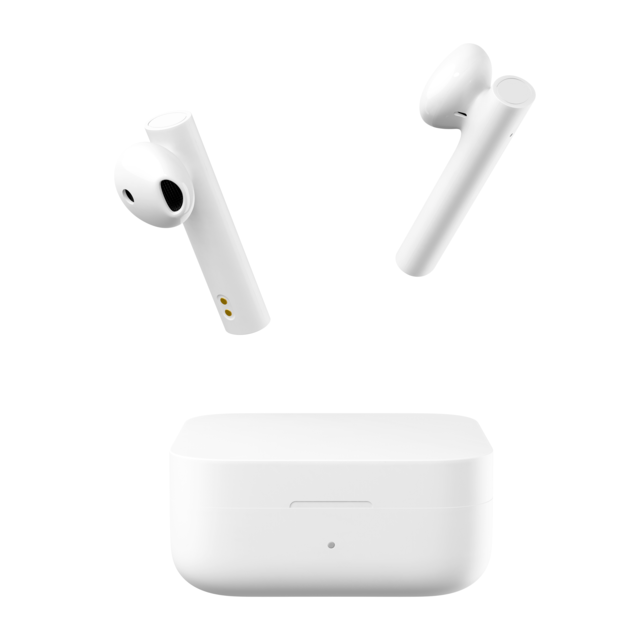 XIAOMI - Mi True Wireless Earphones 2 Basic - Blanc - Marchand Sono energie