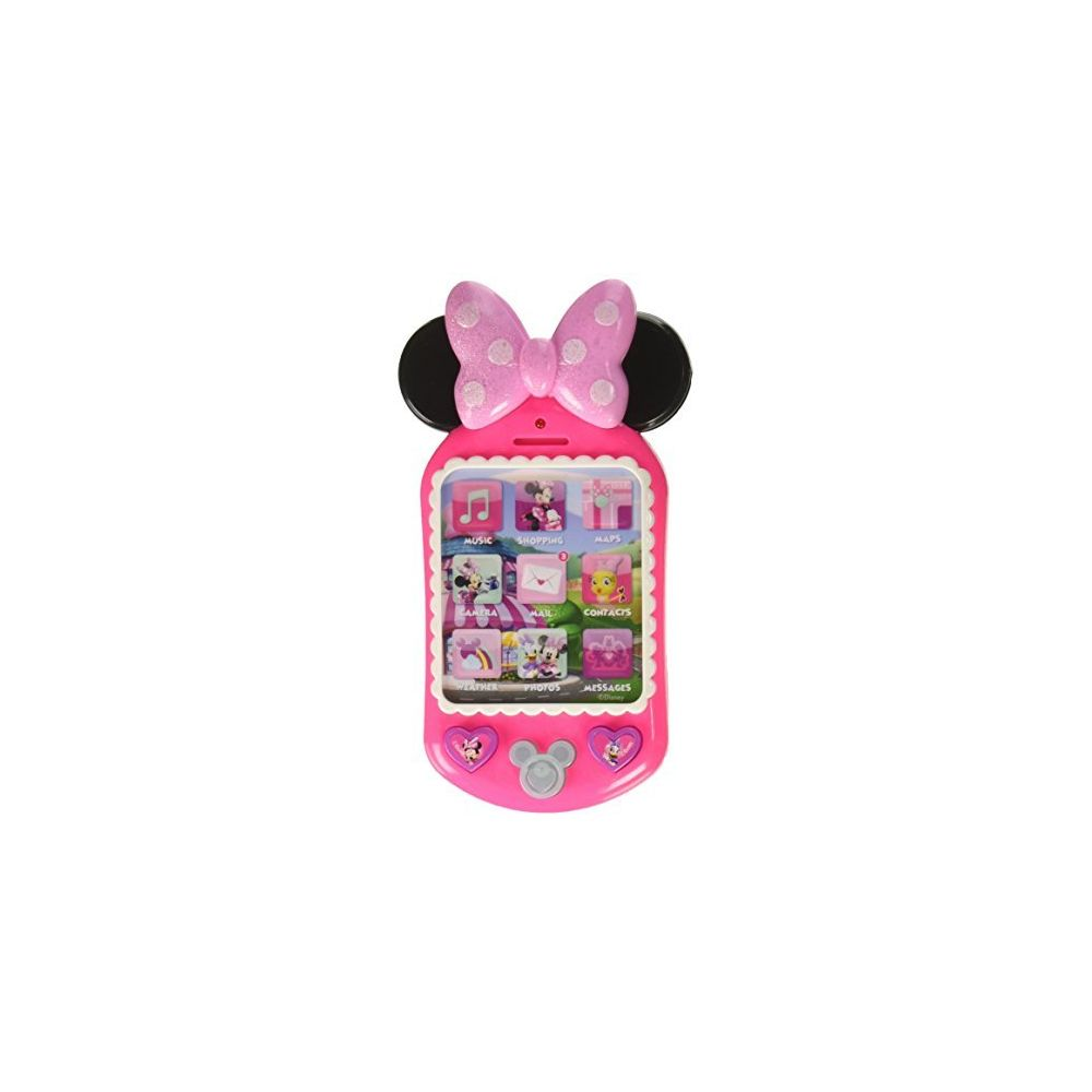 Minnie Mouse Minnie Bow-Tique Why Hello Cell Phone