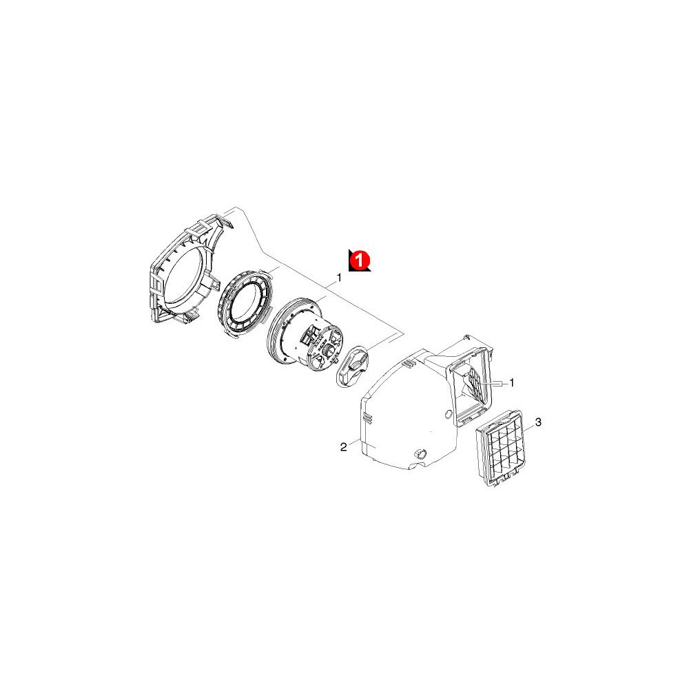 Karcher MOTEUR POUR PETIT ELECTROMENAGER KARCHER - 41950170