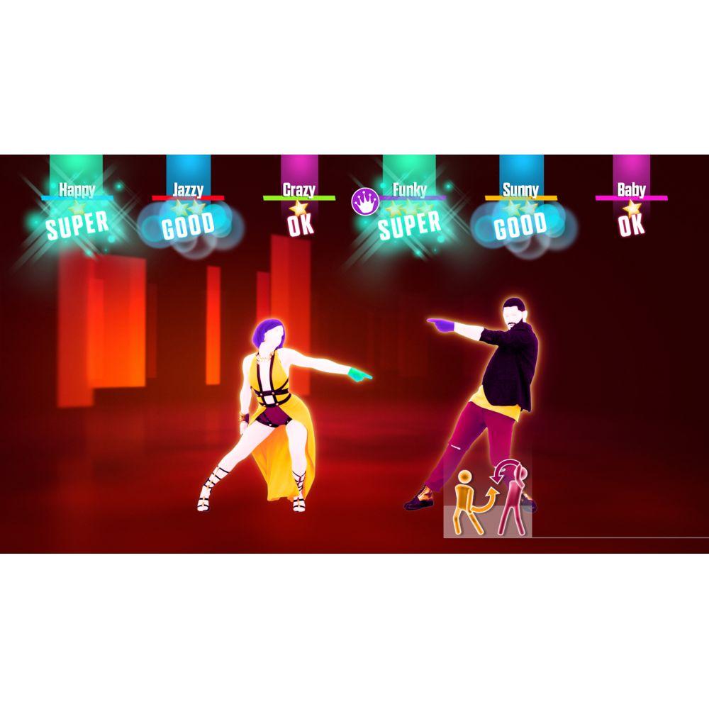 Ubisoft Just Dance 2018 Ps3 Jeux Ps3 Rue Du Commerce