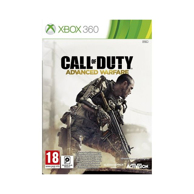 Activision - Call Of Duty Advanced Warfare - Jeux XBOX 360