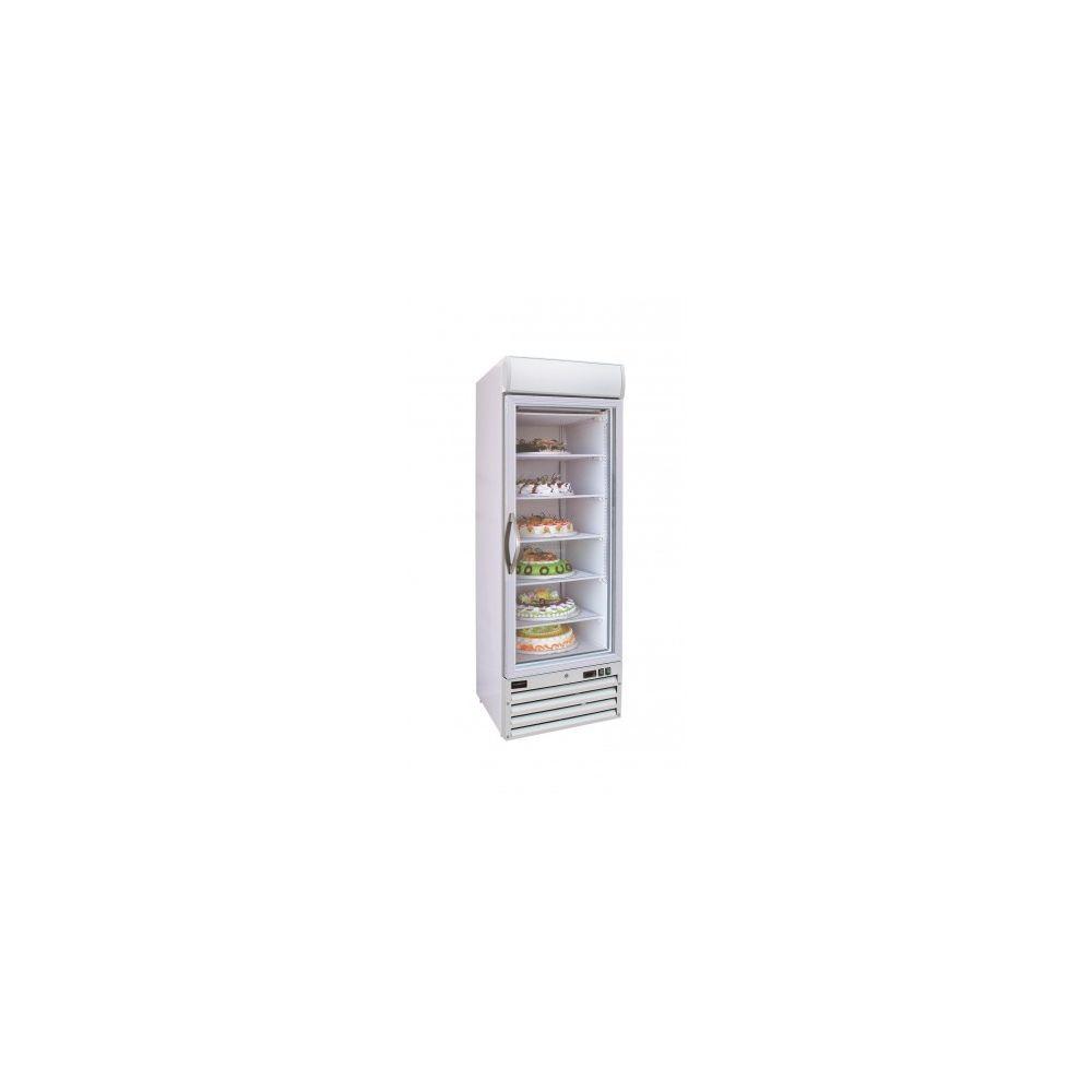 Combisteel Congélateur porte vitrée - 578 Litres - Combisteel -