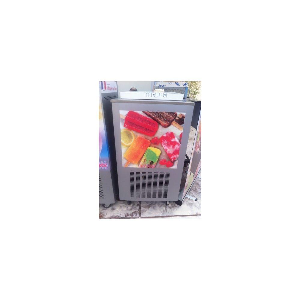 Gris Machine à Esquimaux - 4 Plaques de 20 - Tropicalisée - Gris -