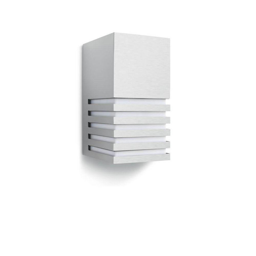 Philips Eclairage pergola Veranda IP44 H18 cm - Inox