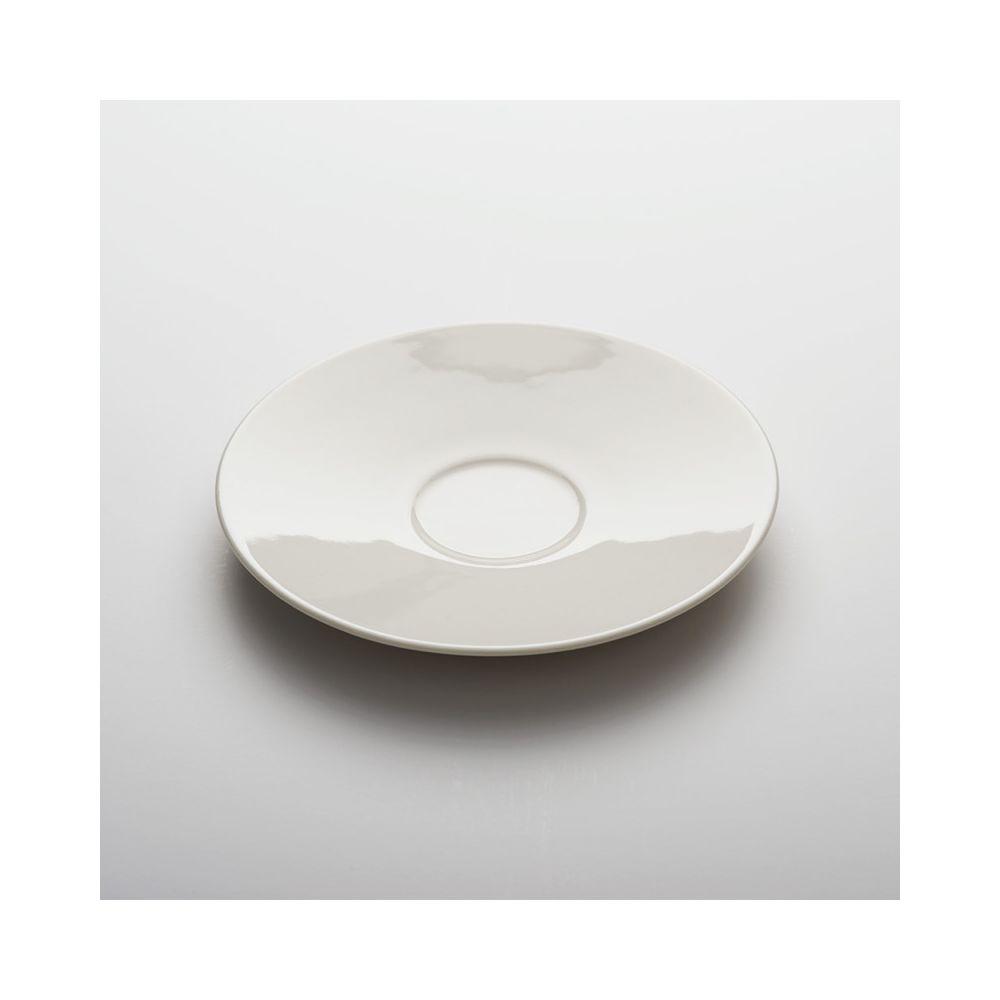 Materiel Chr Pro Soucoupe Porcelaine Liguria Ø 160 mm - Lot de 6 - Stalgast - 16 cm Porcelaine