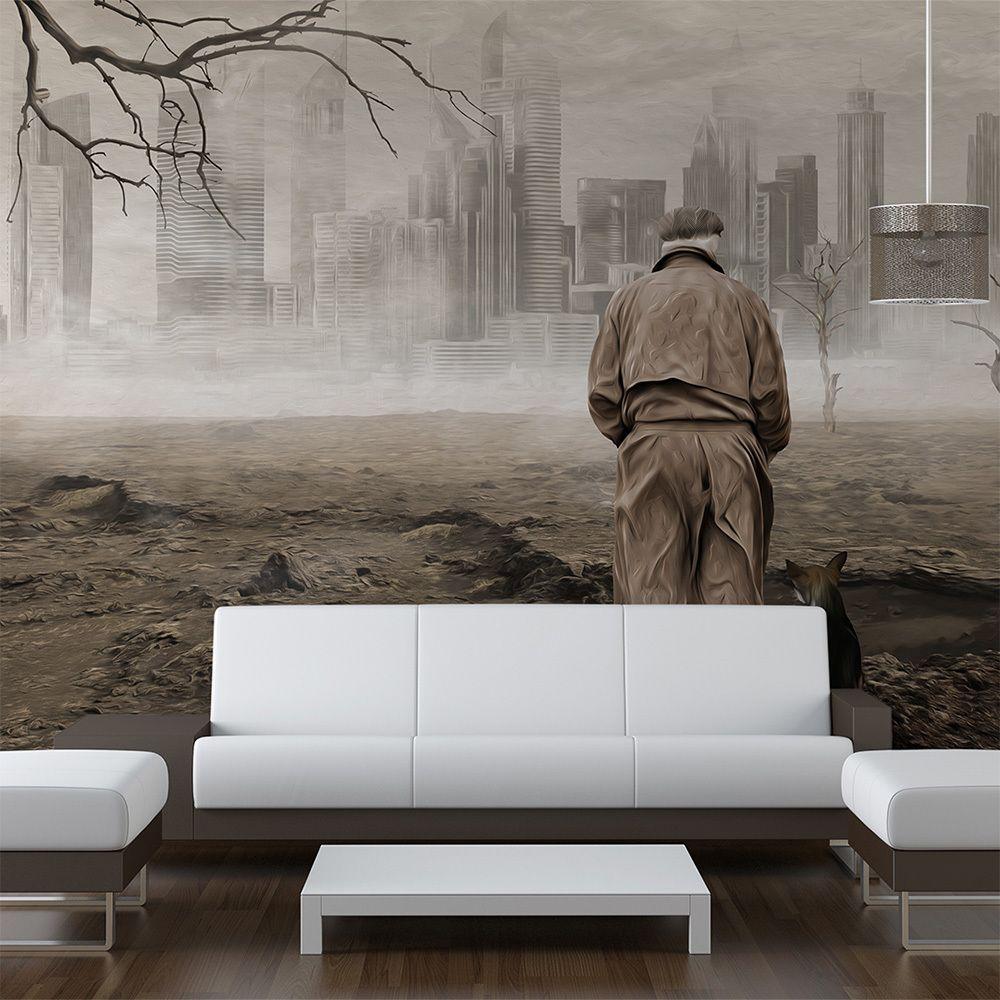 Bimago Papier peint | Ghost's city | 450x270 | Ville et Architecture | New York |