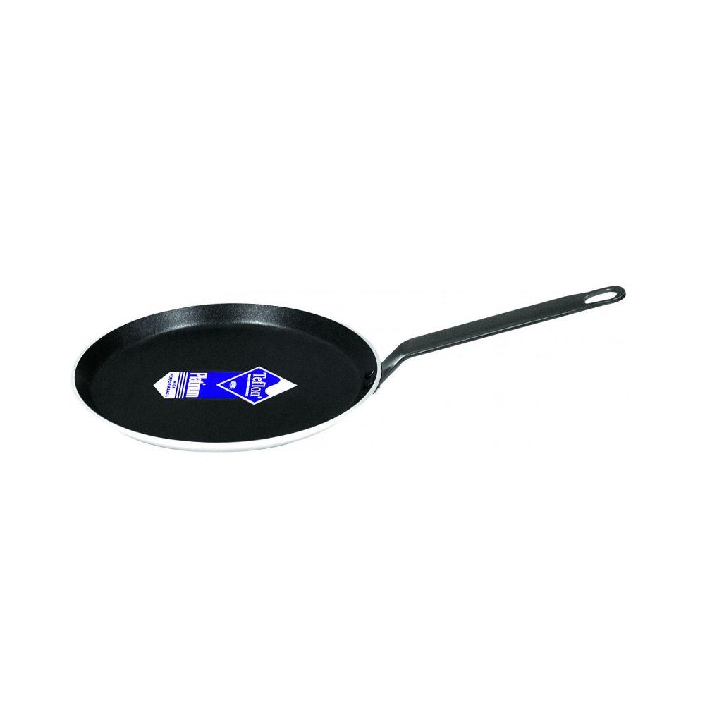 Materiel Chr Pro Poêle à Crêpes Antiadhésive en Aluminium - Ø 255 à 292 mm - Stalgast - 292 mm 25,5 cm Aluminium