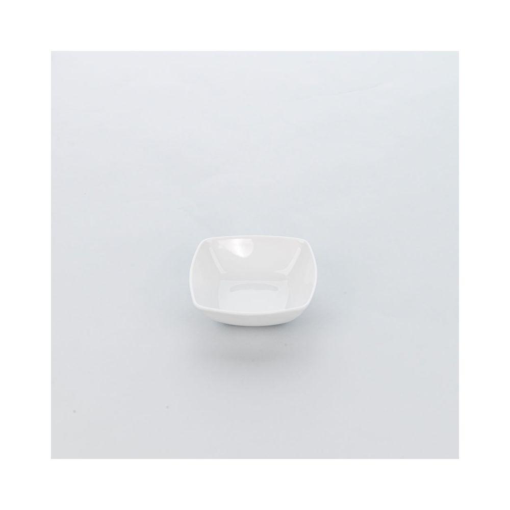 Materiel Chr Pro Saladier Porcelaine Carré Apulia L 110 à 230 mm - Lot de 6 - Stalgast - Porcelaine 130 x 130