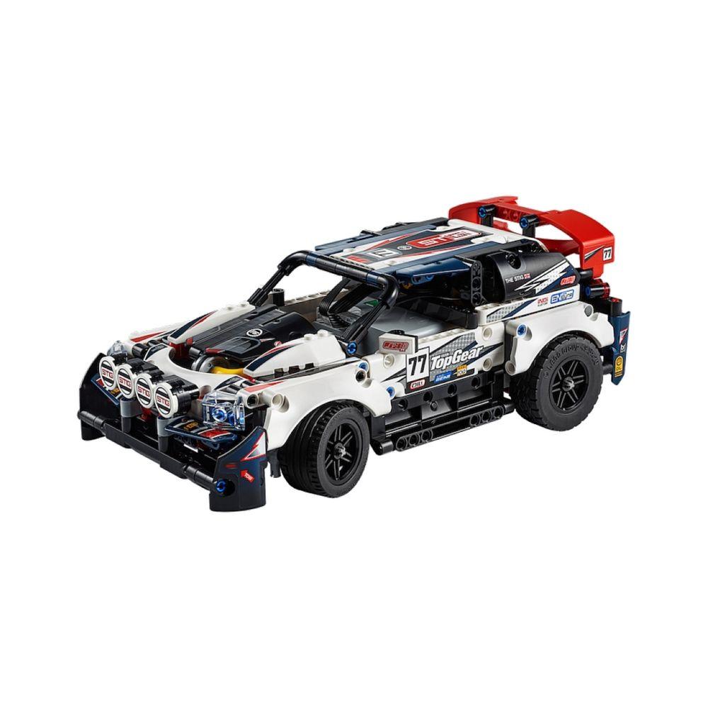 Lego 42109 Voiture de rally Top Gear LEGO Technic