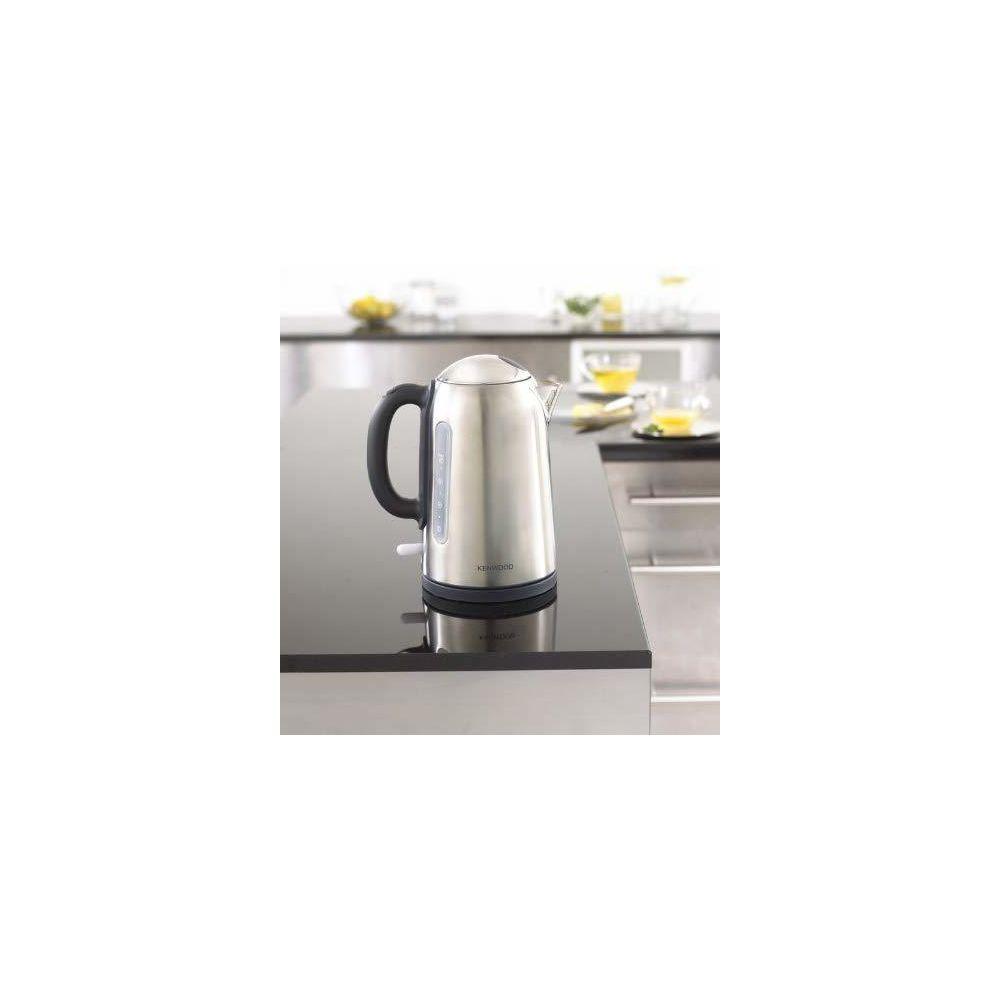 Kenwood bouilloire électrique de 1,6L 2200W gris