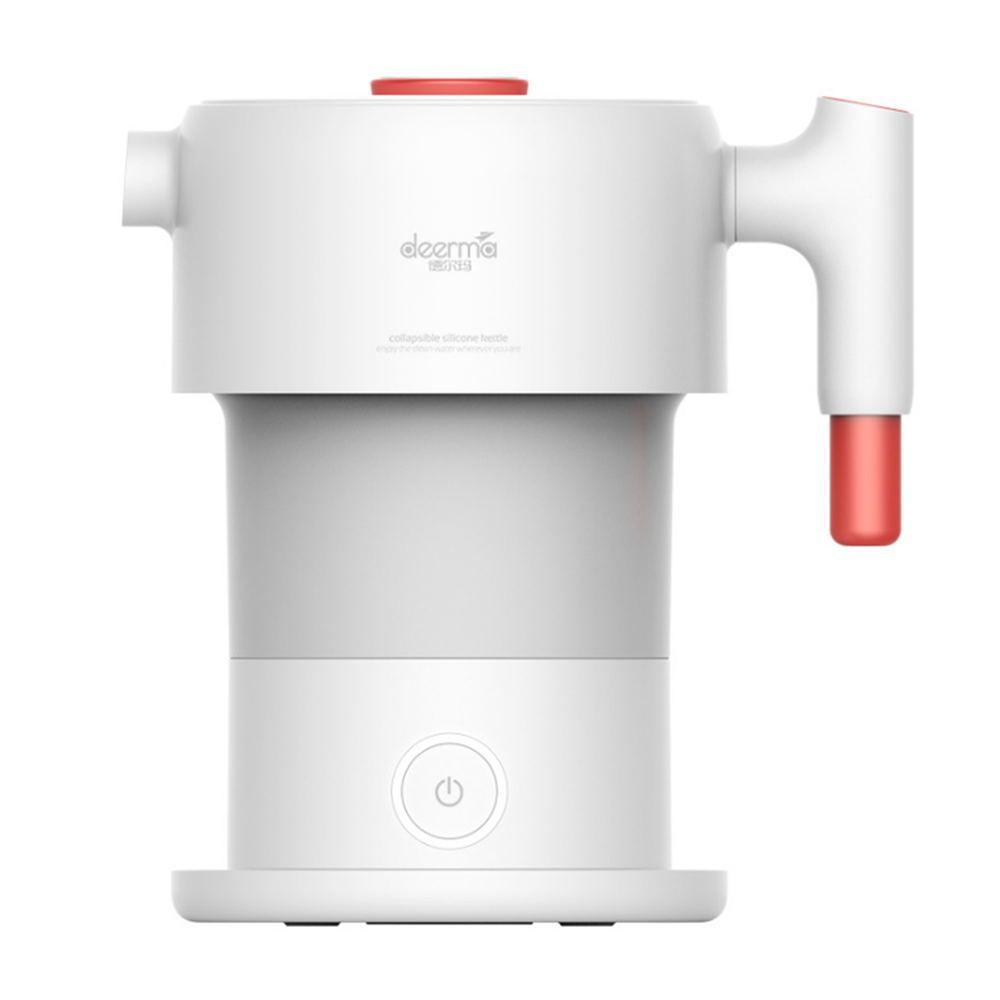 XIAOMI Xiaomi Mini Bouilloire électrique 0.6L portative pliante Ideal pour voyage - blanc