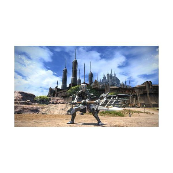 Jeux retrogaming Final Fantasy XIV : A Realm Reborn - collector's edition [import allemand]