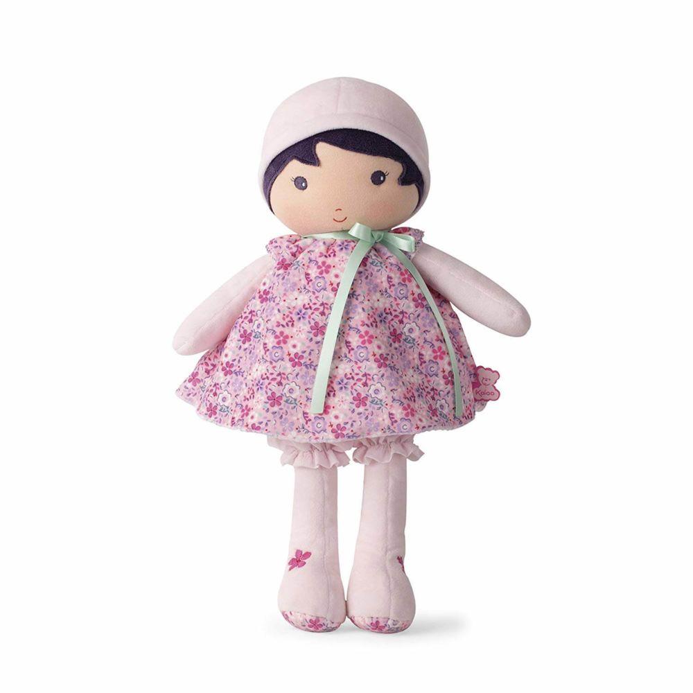 Kaloo Kaloo Tendresse : Ma première poupée en tissu - Fleur K - 40 cm