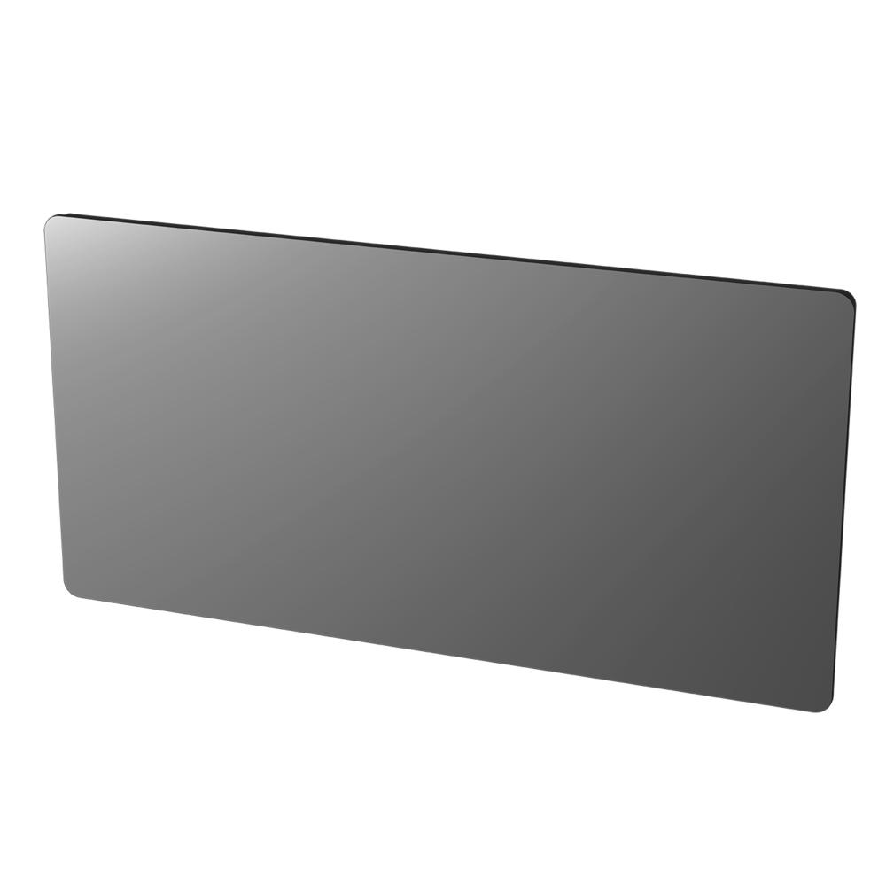 Cayenne Panneaux Rayonnant en verre Miroir LCD 2000W - Cayenne