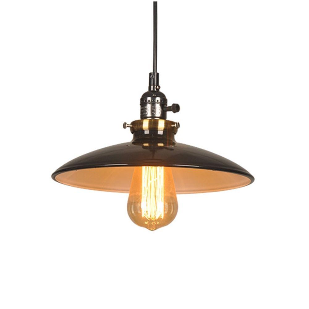 Wewoo Suspension luminaire Lustre Lampe Suspendue de salle d'étude attique de personnalité créative rétro avec ampoule LED 4W