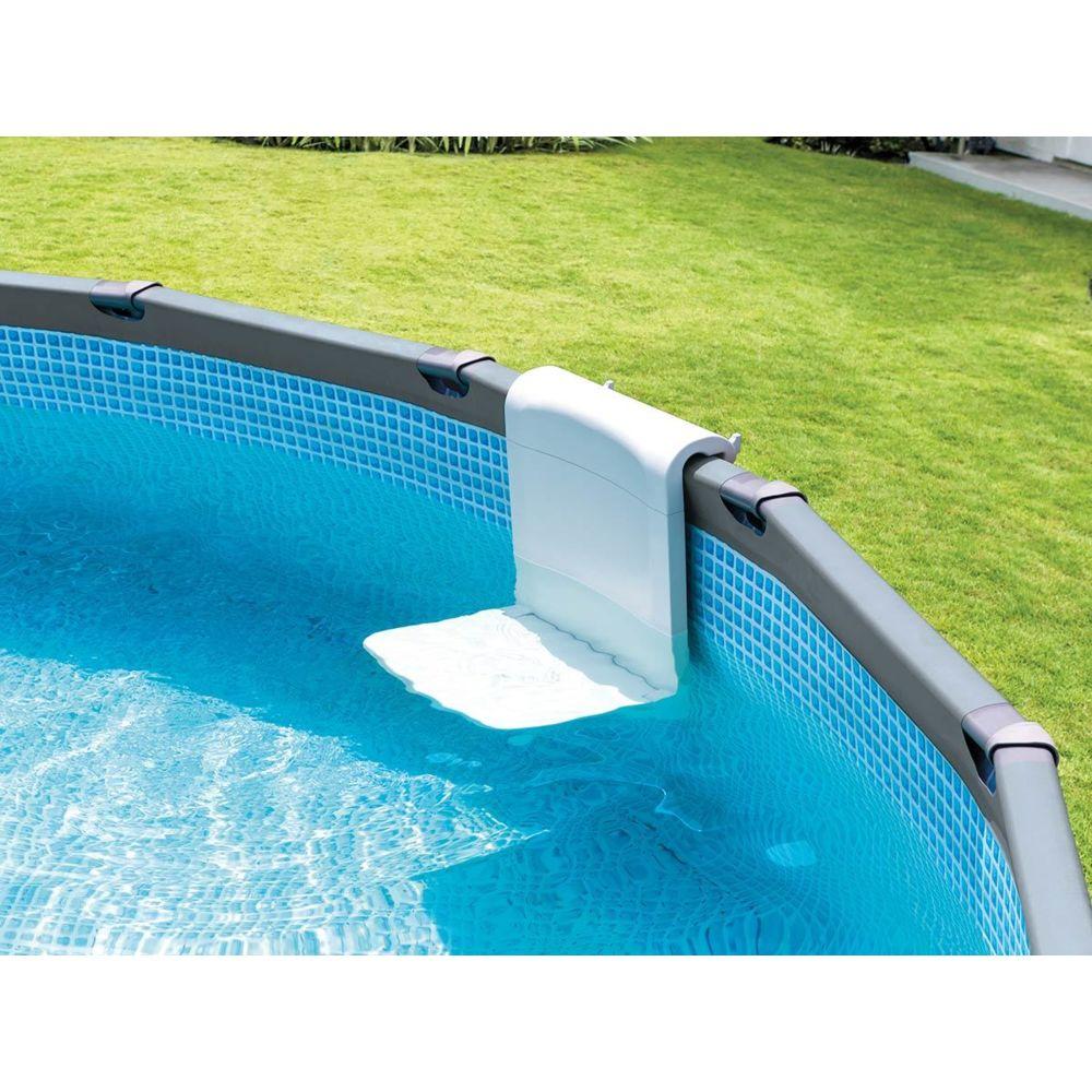Intex - Siège pour piscine tubulaire - Intex