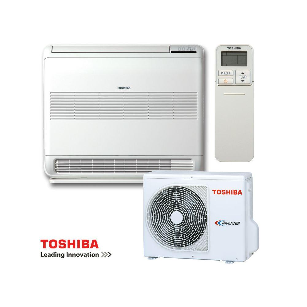 Toshiba TOSHIBA BI-FLOW RAS-B13U2FVG-E1 / RAS-13PAVSG-E 3500W A++/A+