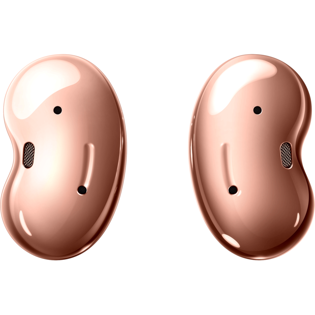 Ecouteurs intra-auriculaires Samsung Galaxy Buds Live - Ecouteurs True Wireless - Bronze
