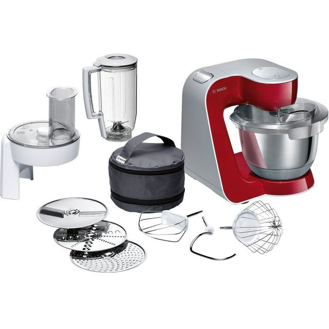 Bosch - Kitchen machine MUM5 rouge - MUM58720 - Bosch