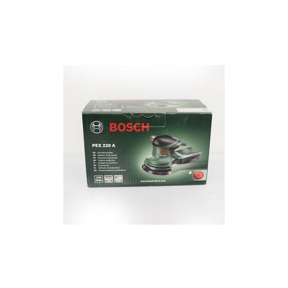 Bosch ponceuse excentrique Bosch PEX 220 A