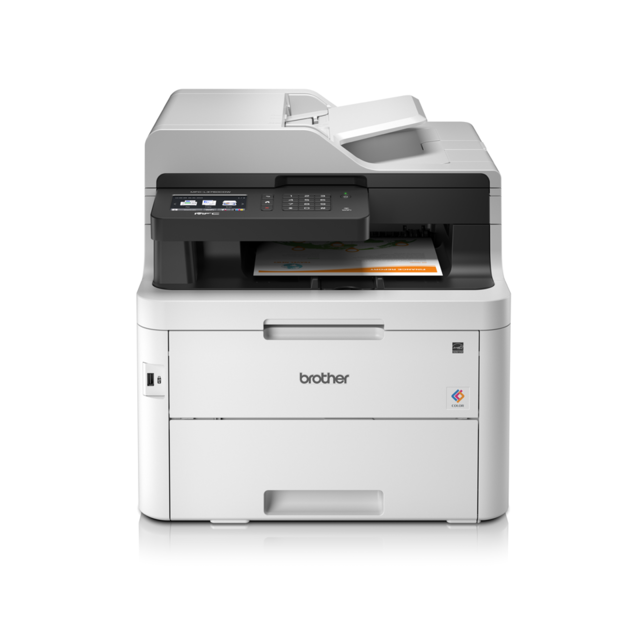 Brother - MFC-L3750CDW multifonction Brother   - Imprimante Laser Recto-verso auto