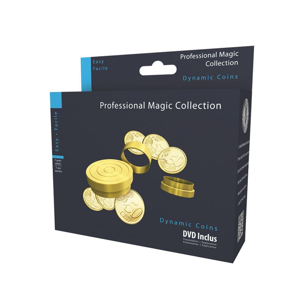 Oid Magic Magie : Dynamic Coins avec DVD