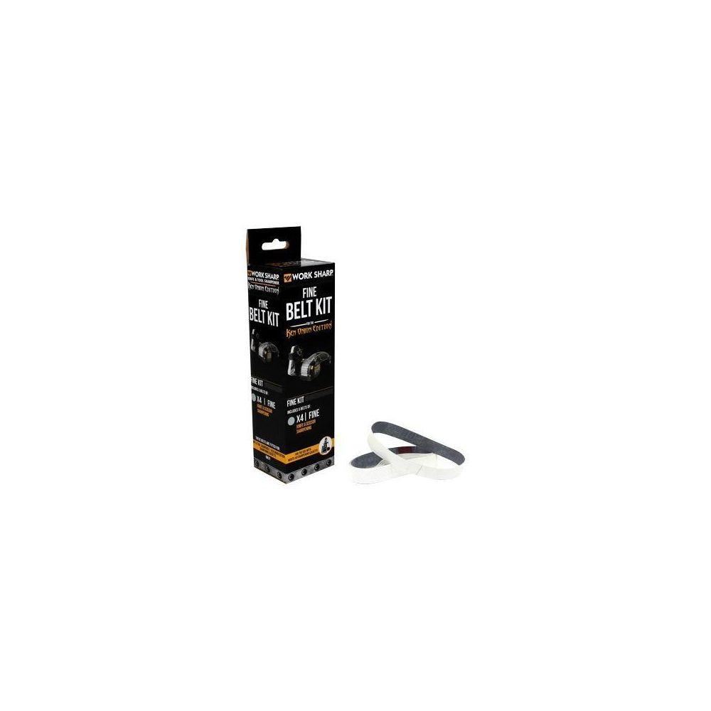 Worksharp WORKSHARP - WSK81120 - KIT DE COURROIES - BLADE GRINDER