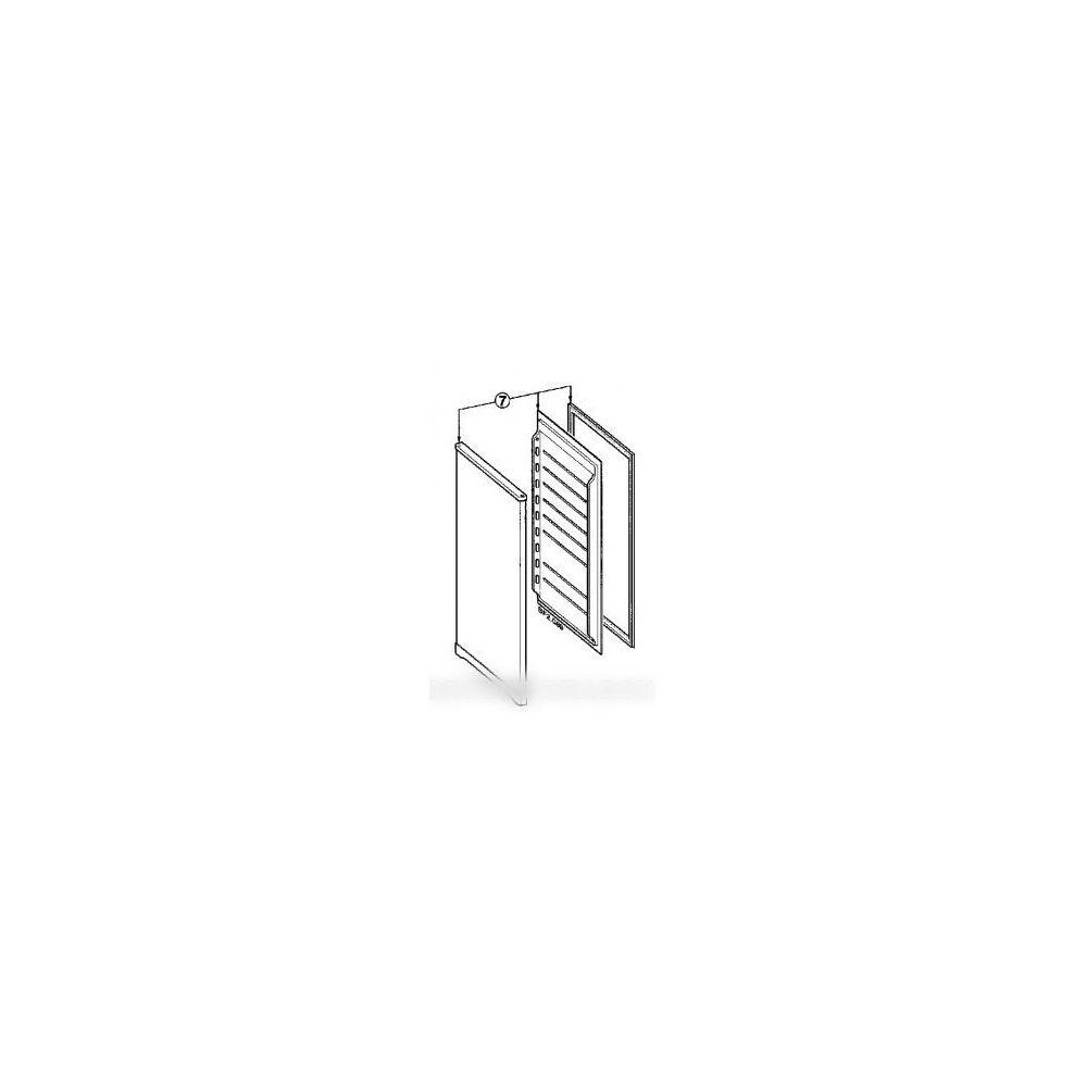 Sauter Porte + joint pour réfrigérateur
