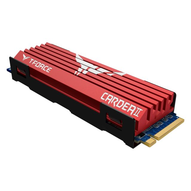 T-Force - Cardea II 512 Go - M.2 PCIe 3.0x4 NVMe 1.3 - Disque SSD