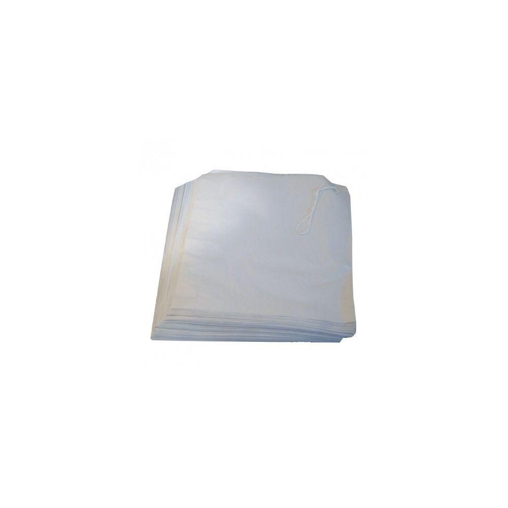 Materiel Chr Pro Sacs en papier blanc - 175 x 175 mm - Lot de 1000 -