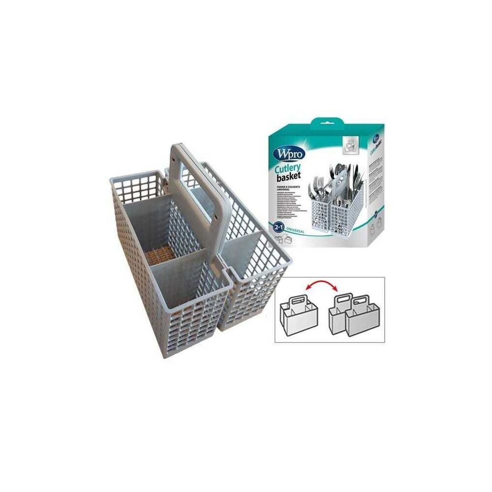 Whirlpool Panier a couverts universel pour Lave-vaisselle Divers, Lave-vaisselle Laden, Lave-vaisselle Whirlpool