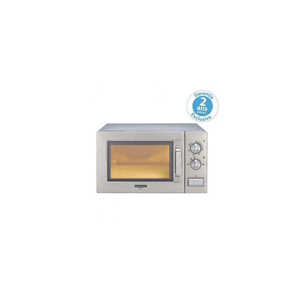 Panasonic Four micro-ondes professionnel - Mécaniques - 22 litres - 1000 W - Panasonic - 22