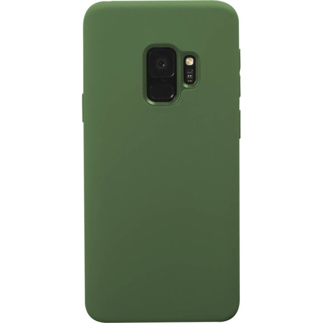 Bigben Connected - BIGBEN CONNECTED COVSOFTGS9O - Coque Soft Touch Olive Galaxy S9 - Sacoche, Housse et Sac à dos pour ordinateur portable Bigben Connected