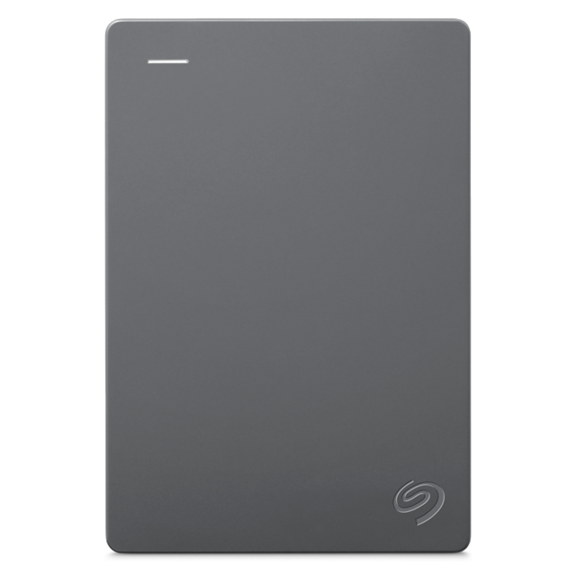 Seagate - Basic 5 To - USB 3.0 - Gris - Disque Dur externe
