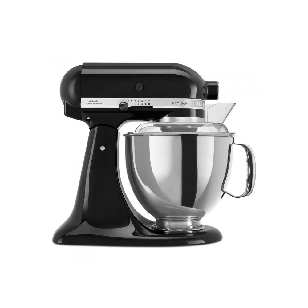 Kitchenaid Robot pâtissier ARTISAN multifonction 5KSM175PSEOB Noir Onyx