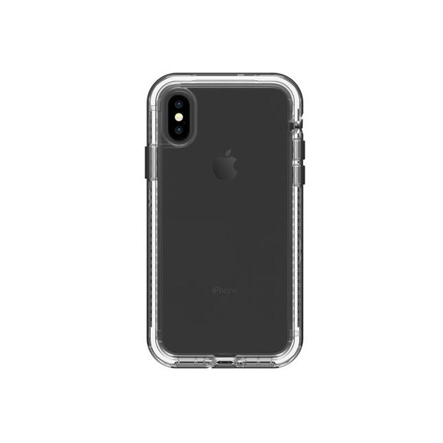LifeProof - Next iPhone X - Black crystal LifeProof   - LifeProof
